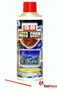 Smar do łańcuchów CX-80 MOTO CHAIN 400ml