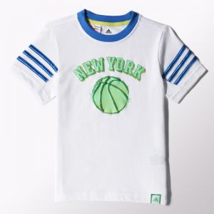 Koszulka adidas Team Cotton Tee Kids S21686