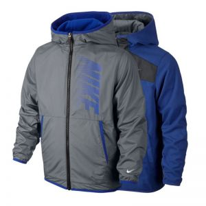 Kurtka dwustronna Nike Sportswear Alliance Reversible Fleece-Lined  Junior 679826-065