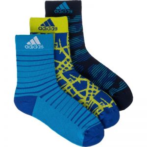 Skarpety adidas Graphic Junior 3pak AB2266