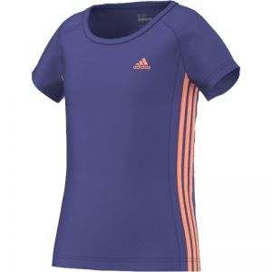 Koszulka adidas Essentials Mid 3S Tee Junior S20871