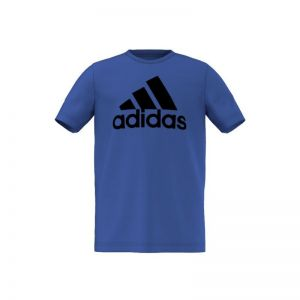 Koszulka adidas Essentials Boys Logo Tee Junior AB5749