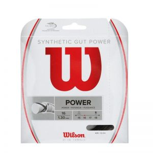 Naciąg Wilson Synthetic Gut Power 16 WRZ945200