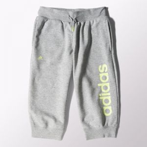 Spodnie adidas Essentials Linear 3/4 Pant Junior S21147