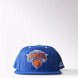 Czapka z daszkiem adidas New York Knicks Anthem S24776
