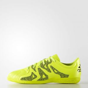 Buty halowe adidas X 15.3 IN Leather Jr B33002