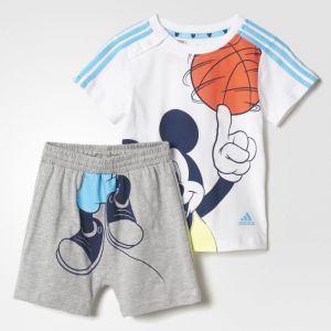 Komplet adidas Mickey Summer Set Kids AB5066