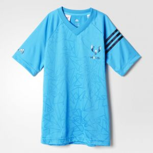 Koszulka adidas Messi Q Icon Tee Junior AA8180