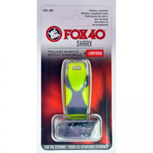 Gwizdek FOX 40 Sharx Safety + sznurek 8703- 2308