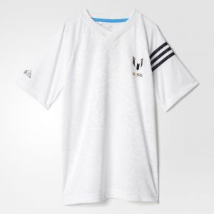 Koszulka adidas Messi Q Icon Tee Junior AA8181