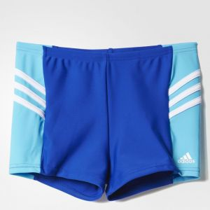 Kąpielówki adidas Back To School Boxer 3stripes Junior AB5947