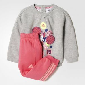 Dres adidas Infant DY Mini Crew Sweat Set Kids AB5224