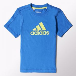 Koszulka adidas Essentials Logo Tee Junior S22549